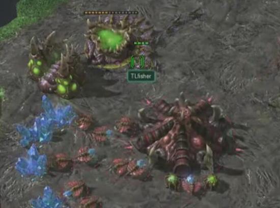 蓝方部队来犯之时,红色方还是几乎0防御力量