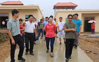孙喆:做好防风防汛工作 确保群众生命财产安全