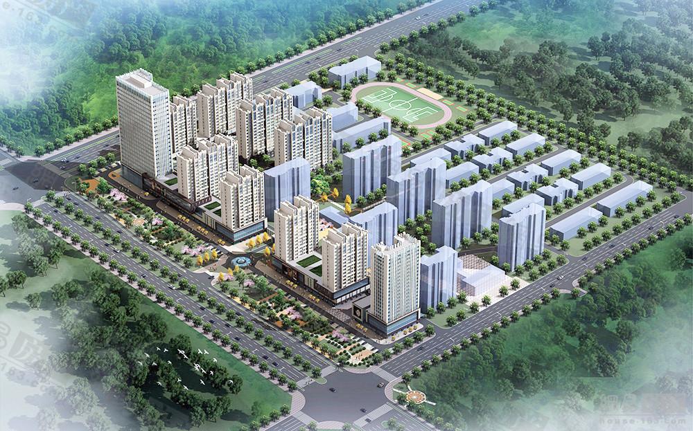 紧邻高新区第二小学 中德·金科学府三期楼王加推!