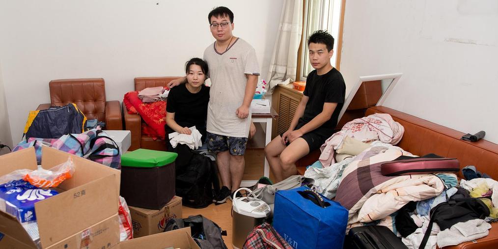 北京租客:3年搬6次家 房租占工资20%