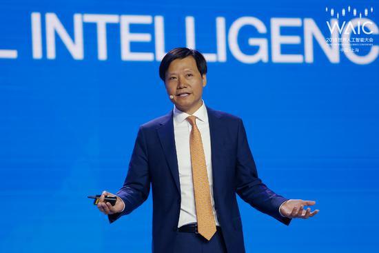 雷军:小米用AI+IoT在这个时代立足 未来还有5G助力