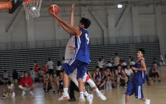 省八运会有对双胞胎夺得男篮冠军 26年