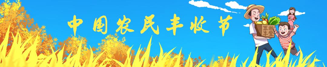 欢庆首届中国农民丰收节