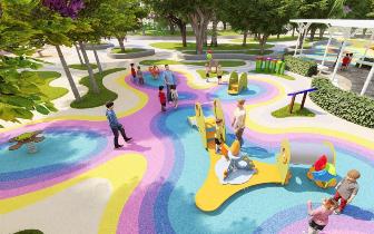 【松湖碧桂园·天鉆】为孩子创造多彩缤纷世界