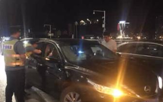 福州市交通执法支队回应网约车等热点问题
