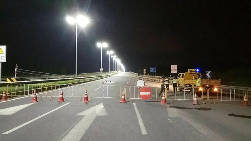 台风后桥梁是否安全?珠海市公路局权威披露