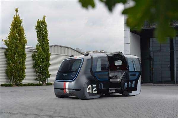 与多家公司展开商谈 大众欲建立自动驾驶联盟