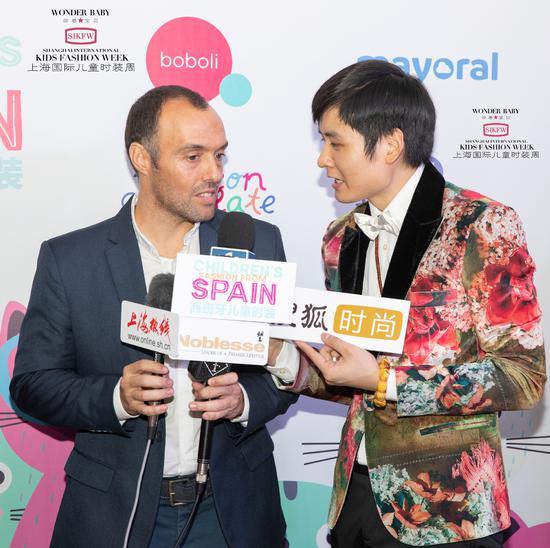 西班牙儿童时装 再登上海国际儿童时装周