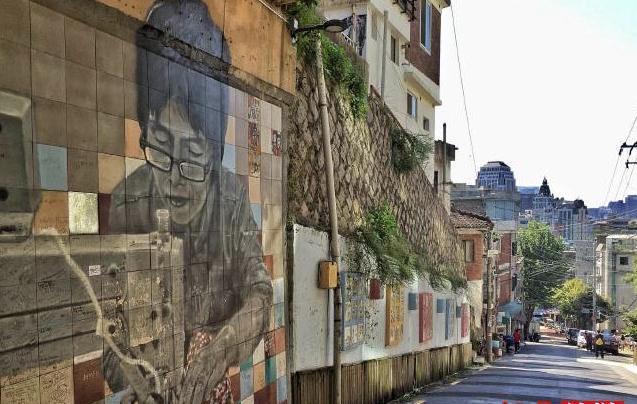 壁画村居民:反对再开发!请让我们活得像人
