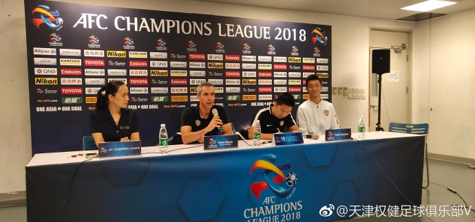 索萨:日本球员比中国球员强 帕托很虚但他渴望出场