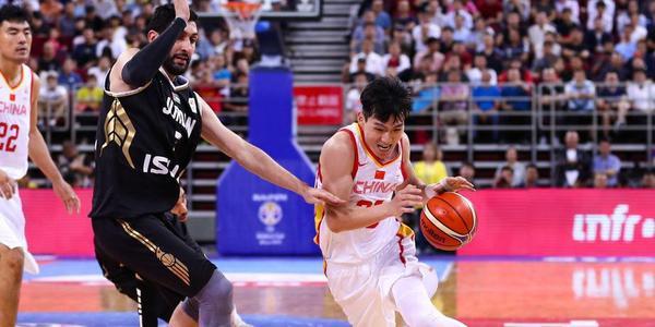 世预赛-中国男篮88-79约旦男篮