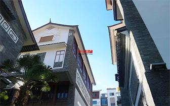 金尚银凰庄仅剩少量跃层洋房在售 项目今年年底交房