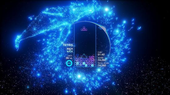 VR俄罗斯方块《Tetris Effect》发售日公布 将由PSVR独占