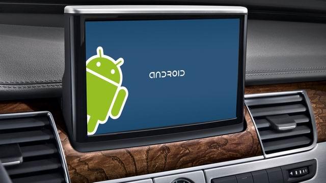 提供车载系统 谷歌与雷诺日产三菱