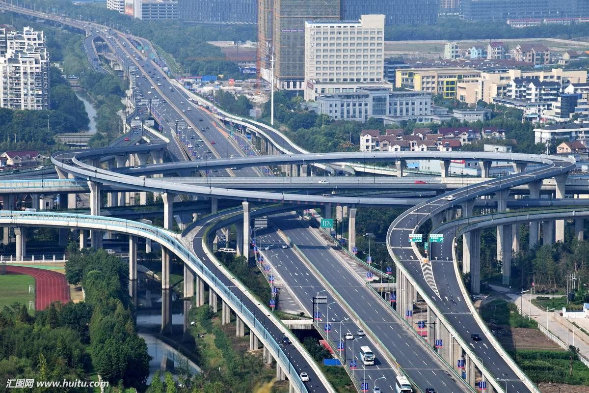 省内首条国道高架全线完工 杭州-绍兴节约20分钟