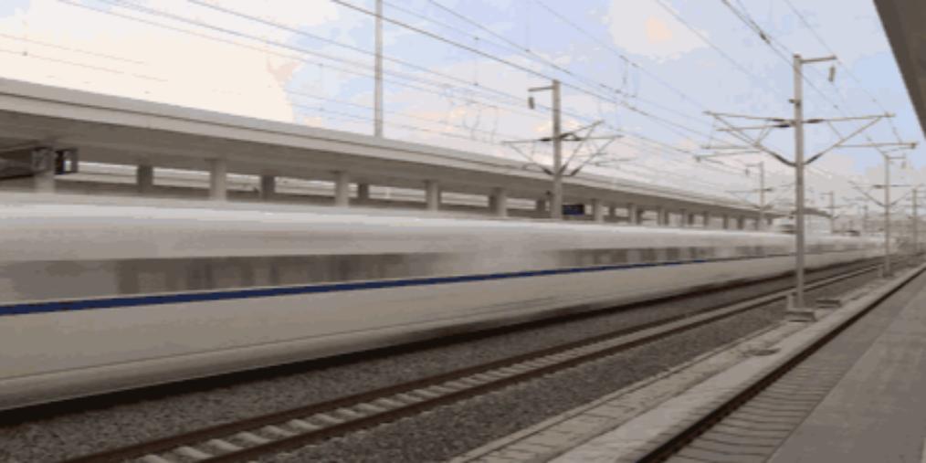 北海火车站部分动车线路已经逐步恢复运行