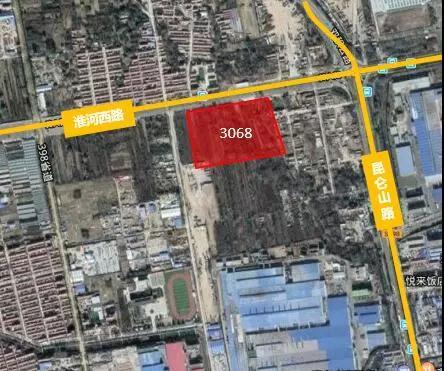 西海岸3宗地8.5亿成交 青岛华皓锦誉拿下203亩住宅