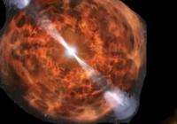 中子星合并喷射流似乎四速于光速?这是种错觉