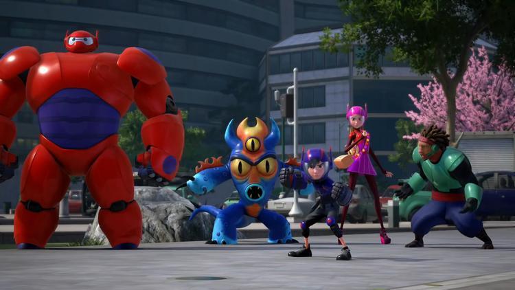 """《王国之心3》全新TGS游戏预告 超能陆战队""""暖男""""大白登场"""