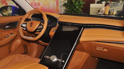 有中端SUV该有的样子 上汽荣威MA