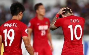 亚冠:权健0-3鹿角 总比分0-5出局