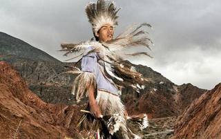 阿根廷原住民的生活 狂野和艺术的瞬间