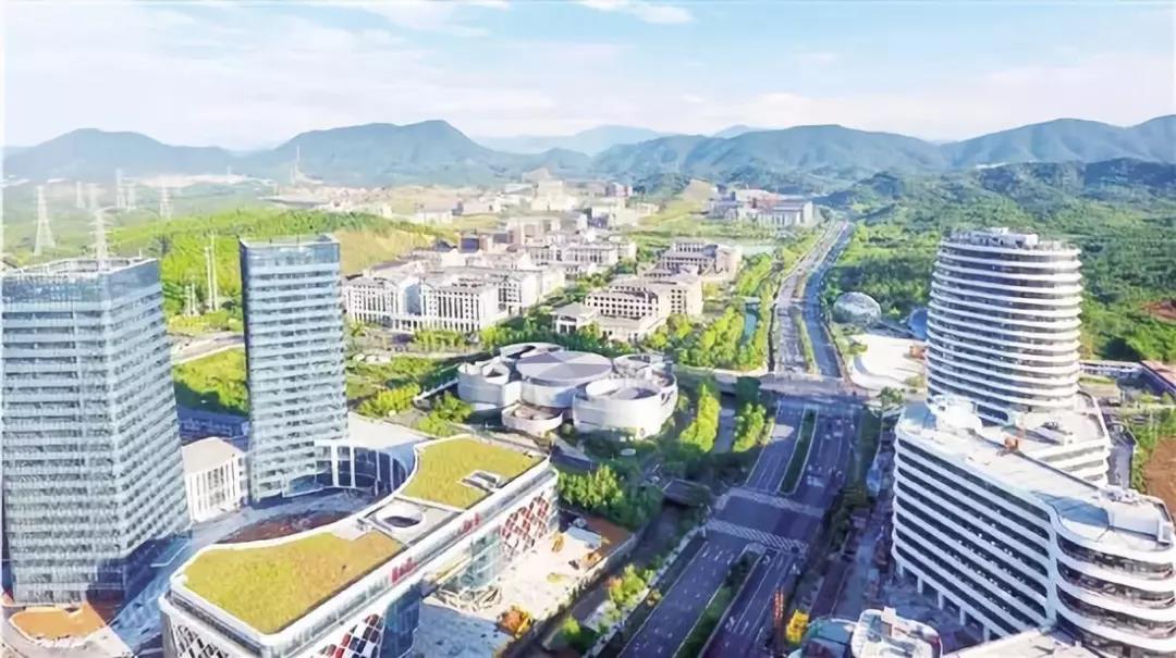 青山湖科技城,临安经济社会发展的主引擎