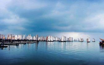 最震撼的千帆竞发,最地道的滇池湖鲜 你想来感受一下