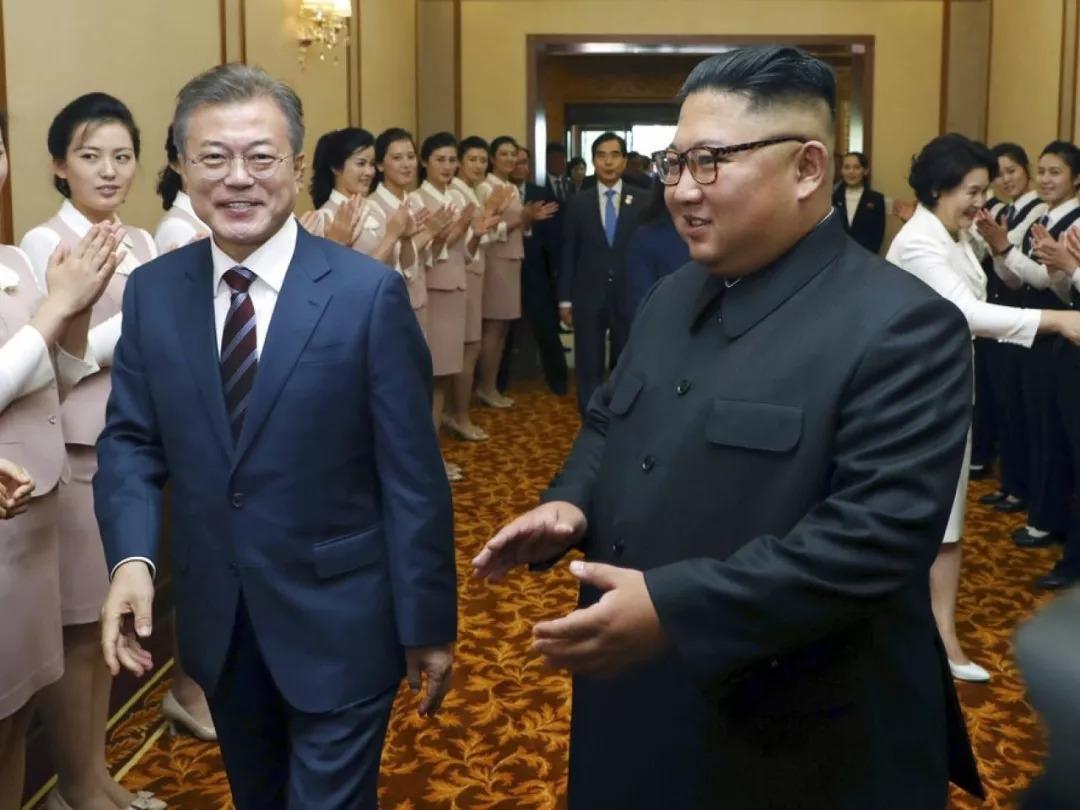 韩朝将共同申办2032年奥运会 那会是什么画风?