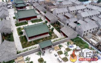 商丘古城魅力初显 城隍庙已经对外开放