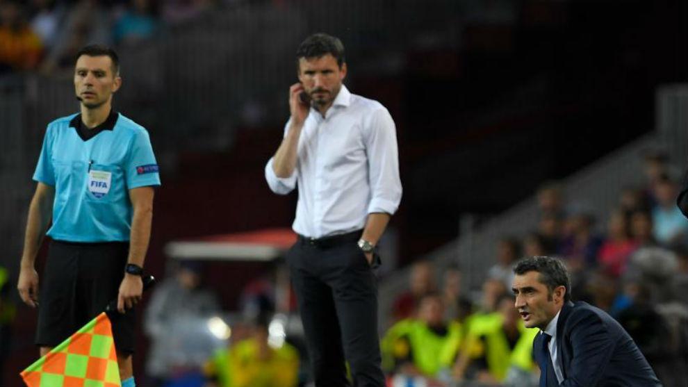 打服对手教练! 范博梅尔:我下跪祈祷阻止梅西进球