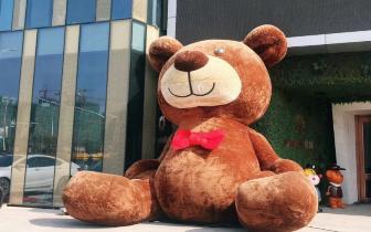 风靡全球的泰迪熊主题展终于来无锡啦!福利门票全城免
