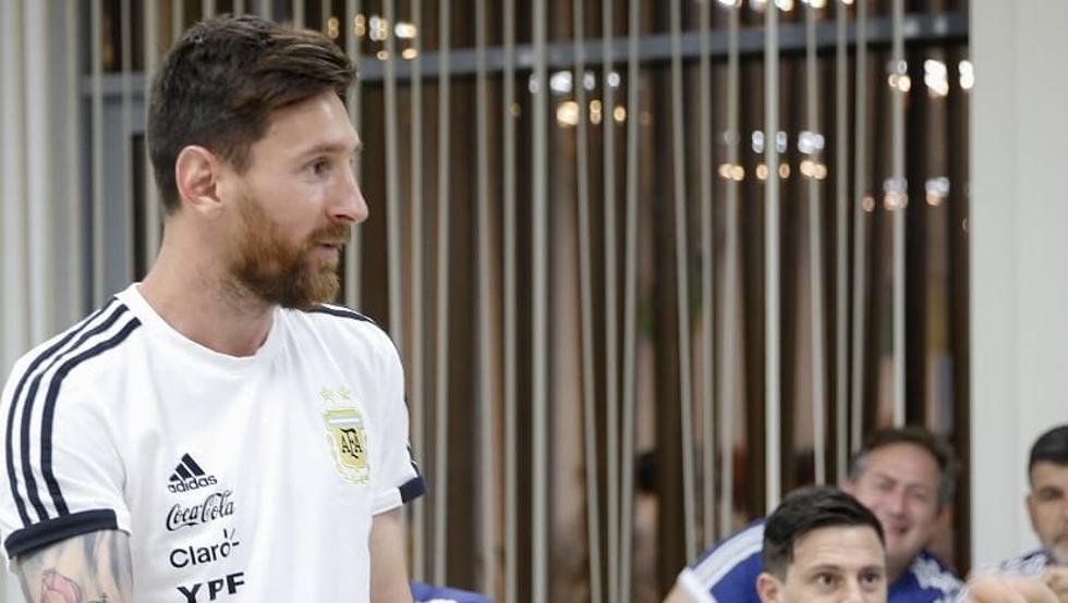 又请假?曝梅西将继续缺席阿根廷比赛 无缘PK内马尔