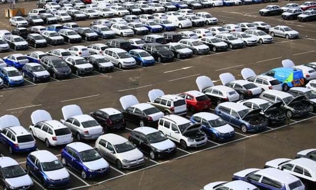 大众排放门后 欧排放超标柴油车数量仍在增加