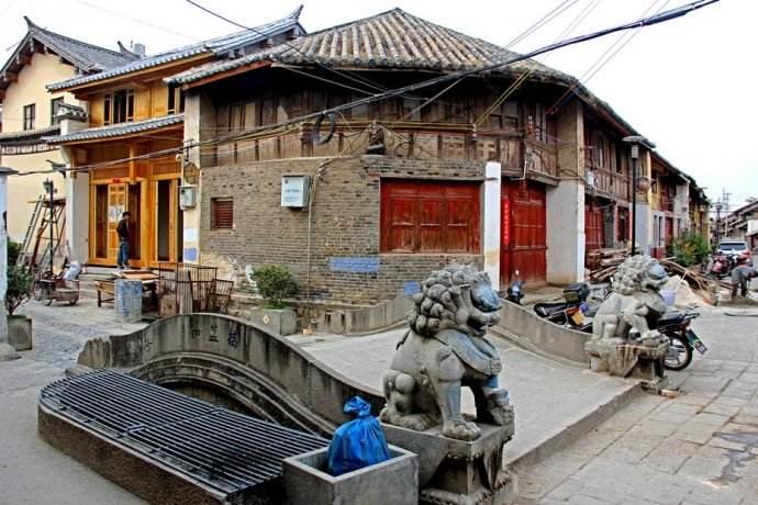大理剑川县古旧建筑修复保护利用成效明显