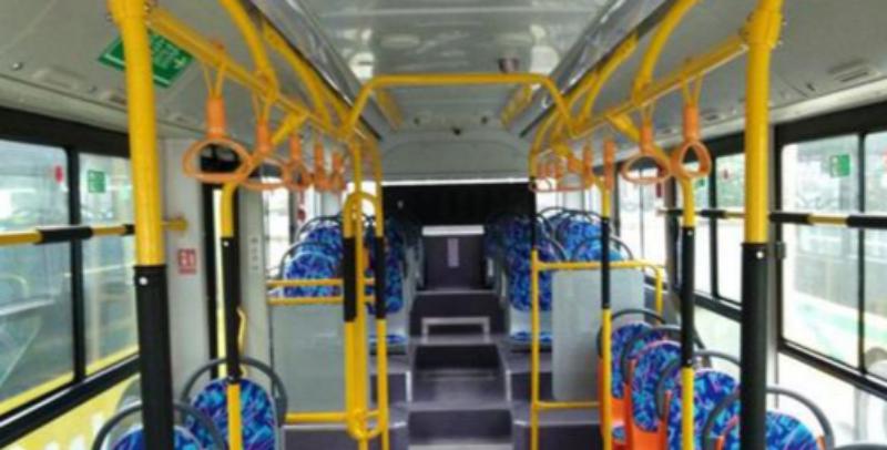 这些新车你坐了吗?哈市一个月600台电动公交上道