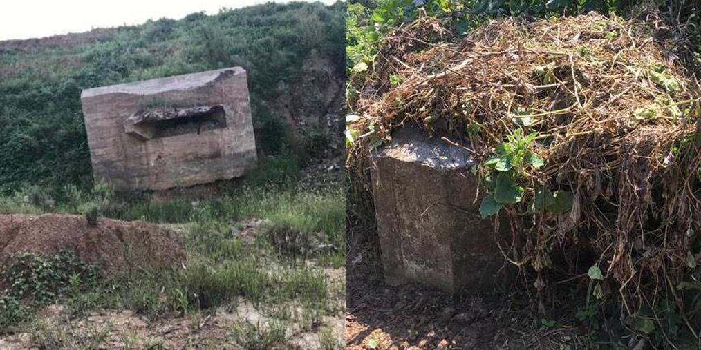 江宁调查发现抗战碉堡共49处 汤山最多