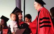 美女学霸怀孕考上哈佛研究生
