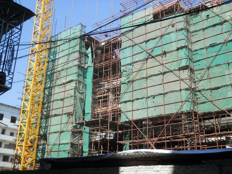 安全重于泰山 富阳启动在建工地安全生产专项整治