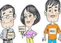00后眼中的60、70、80、90后:成熟责任是高频词