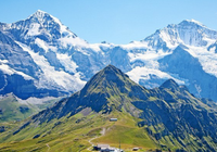 滑雪胜地面临气候尴尬,留给瑞士的雪已经不多了