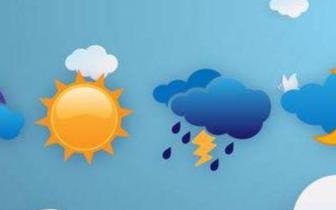 暴雨蓝色预警:川东北及遂宁今晚到明晚有暴雨