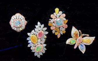 香港珠宝展深度洞察:彩钻市场表现抢眼