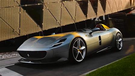 法拉利Monza SP1 限量版