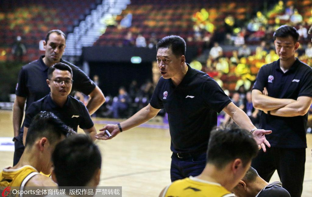 李春江:比赛输在失误上 单外援出战对我们不利
