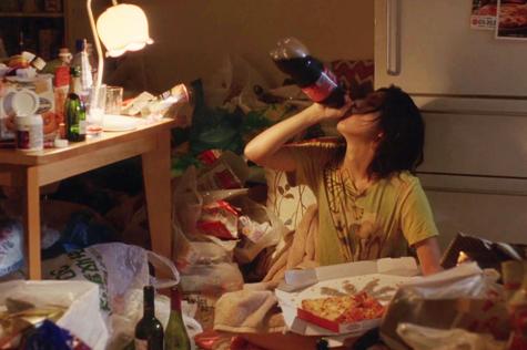我吃太多,我有病