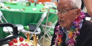 美111岁老人长寿秘诀大公开