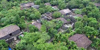 永兴镇重修火山古村落 发展乡村旅游业