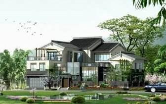 贵阳住宅刮起中式风