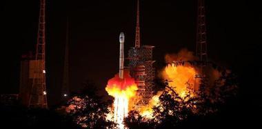 中国成功发射两颗北斗三号导航卫星